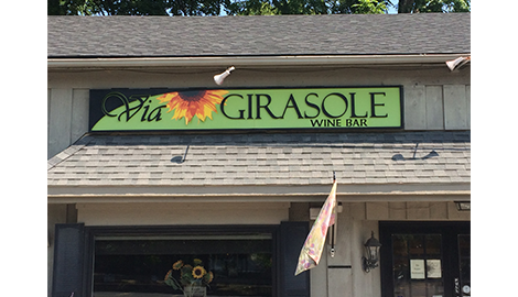 Via Girasole Wine Bar | Pittsford, NY | (585) 641-0340